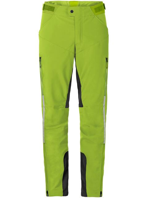 VAUDE Qimsa II Softshell Pants Men chute green